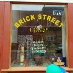 Brick street Coney